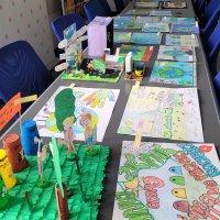 Ocena prac plastycznych w konkursie dla szkół
